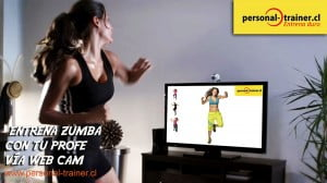 zumba online personal trainer
